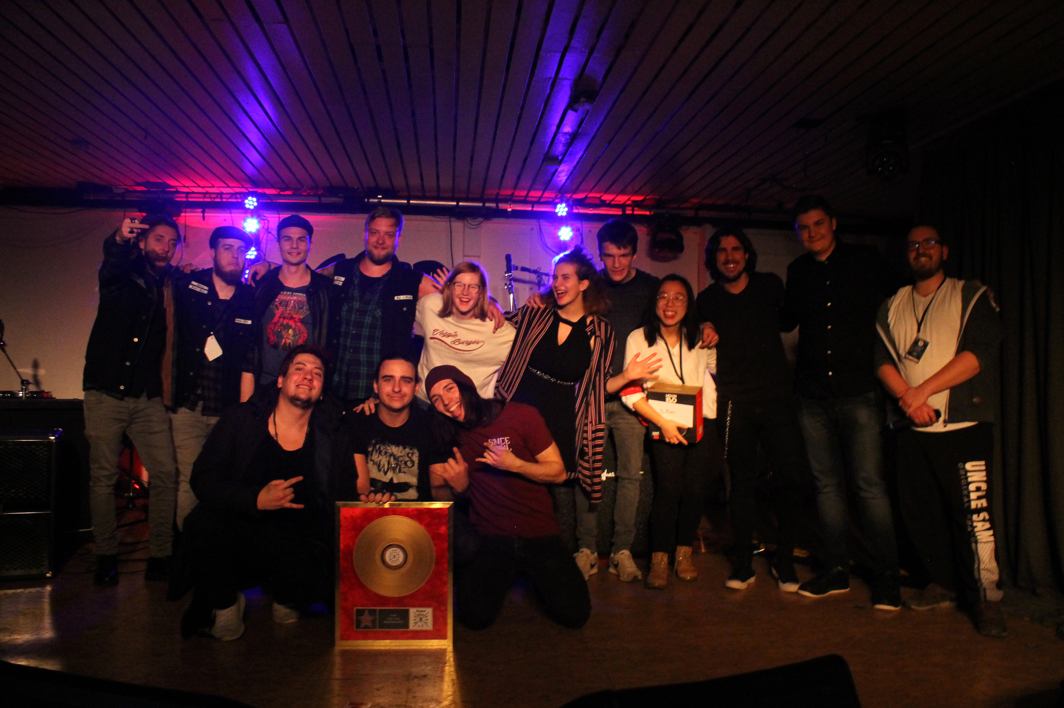 Amper Slam Band Battle Finale 2019