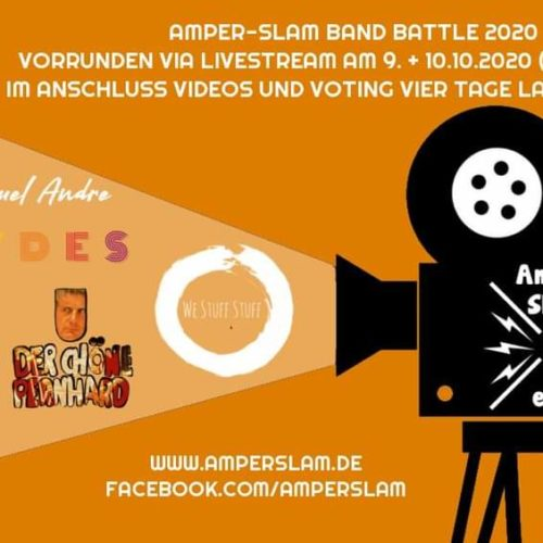Amper-Slam Band Battle 2020 - Streaming Edition